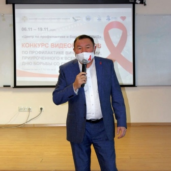 Конкурс на лучший видеоролик «Искусство против ВИЧ» в г.Нур-Султан