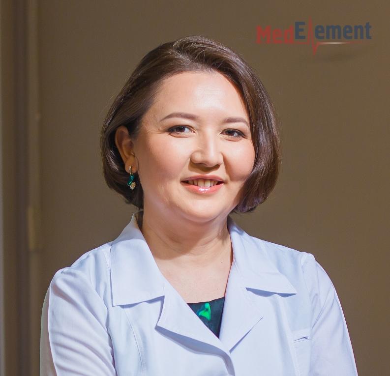 Байдаулетова Алия Имангалиевна