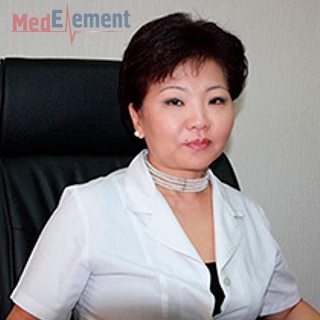 Ким Виолетта Борисовна