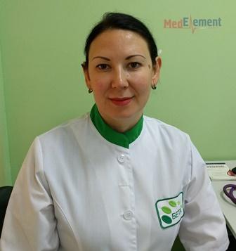 Шаргородская Наталья Валерьевна