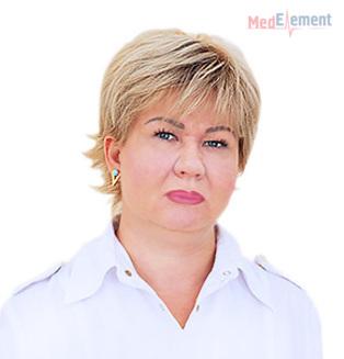 Рубас Елена Владимировна