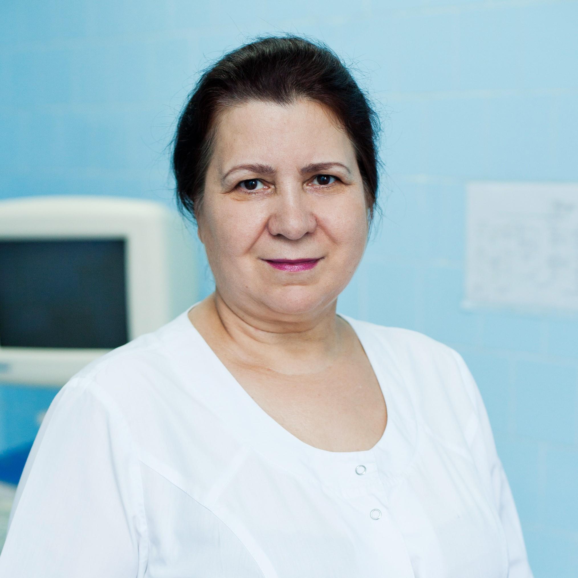 Речицкая Ольга Васильевна