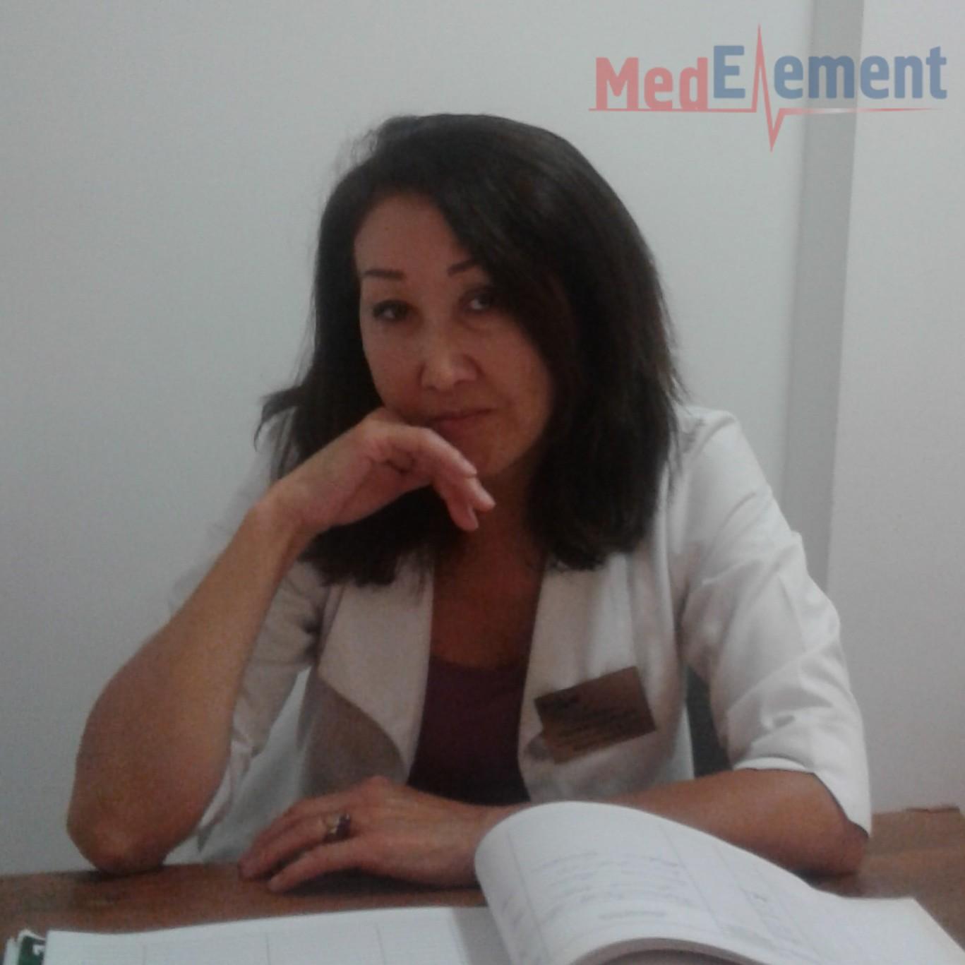 Инсебаева Нурлида Кажимовна