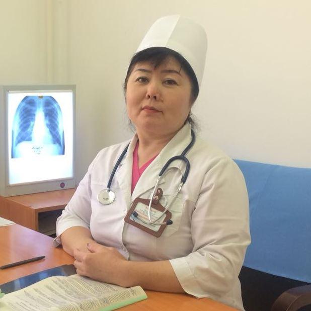 Камытбекова Ботагоз Жаркымбековна