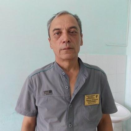 Серипов Байдулла Сейдуллаевич