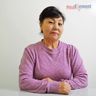 Куванышева Зауре Сарманбаевна