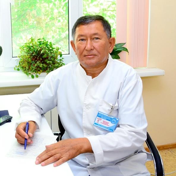 Бельгибаев Амалбек Куандыкович