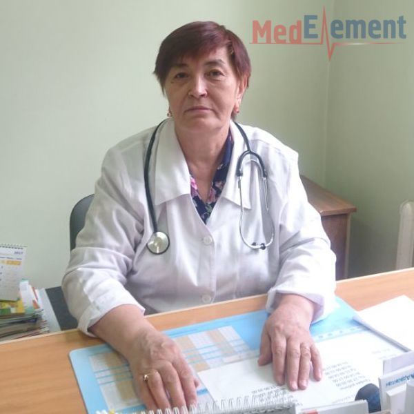 Хамзина Муслима Серажиевна