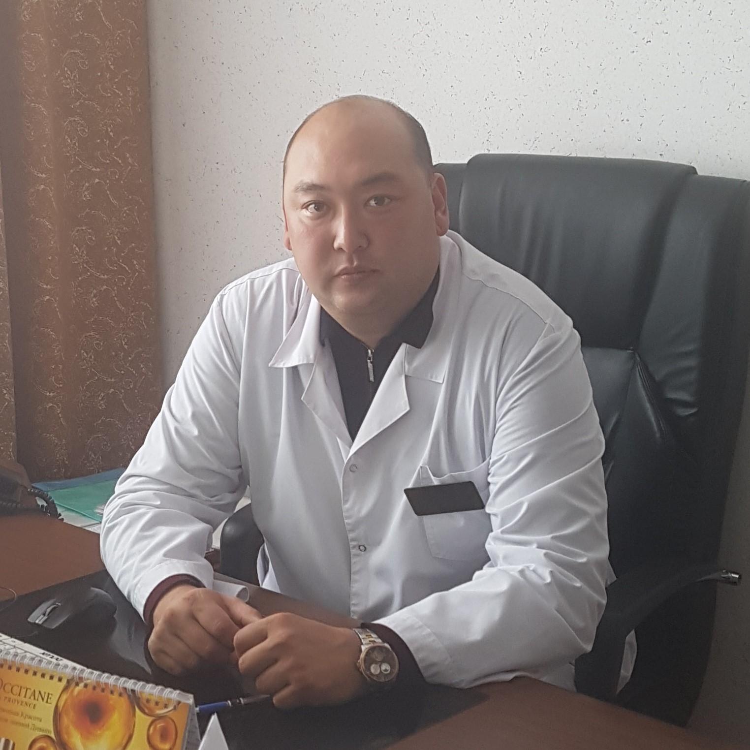 Кожахметов Алишер Еркинович