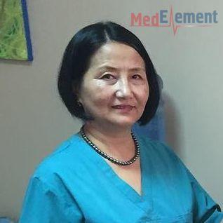 Абитова Замзагуль Тастановна