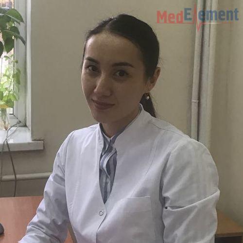 Рысбекова Динара Егеубаевна