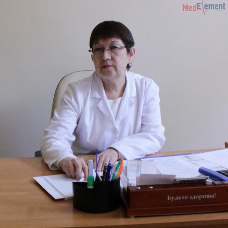 Дуйсебаева Ляйля Агибаевна