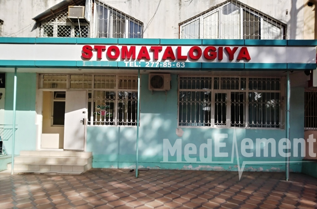 """Stomatologiya """"JAMOLIDDIN DENTA"""""""