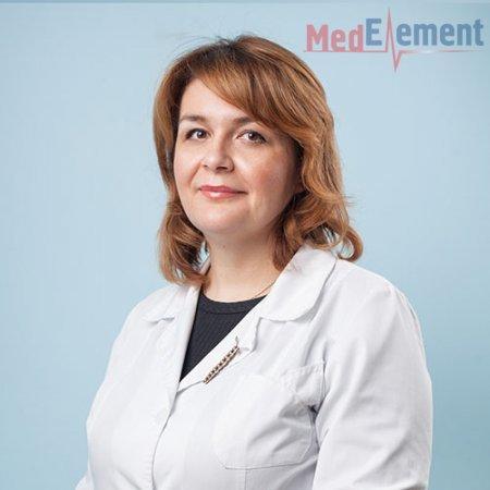 Галочкина Оксана Леонидовна