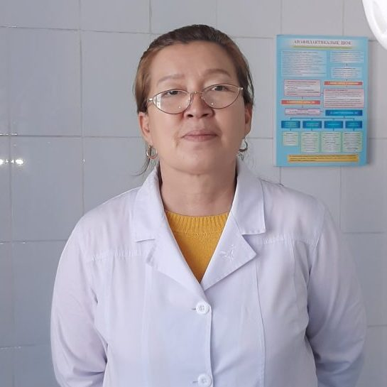 Бакилбекова Кулайша Султановна