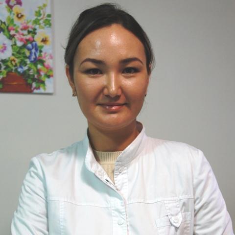 Новый врач - ревматолог Раева Лаура Бекеновна