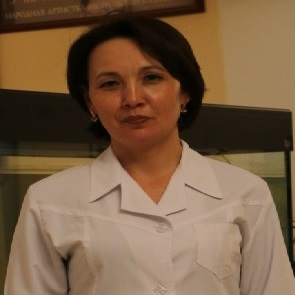 Халмуратова Акжан Ильясовна