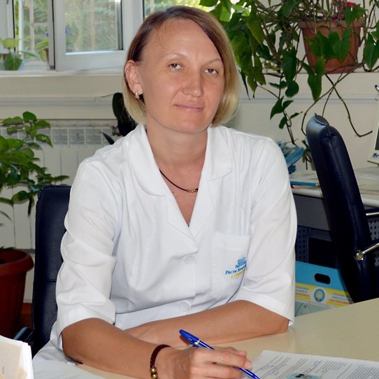 Навесова Виктория Шамильевна