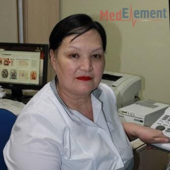 Каныбекова Кулзат Итембаевна