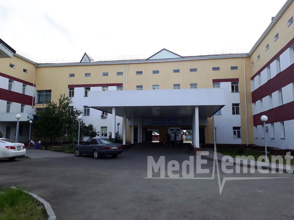 Алматинский областной перинатальный центр
