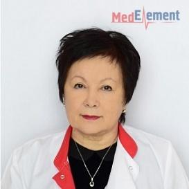 Матасова Елена Исмаиловна