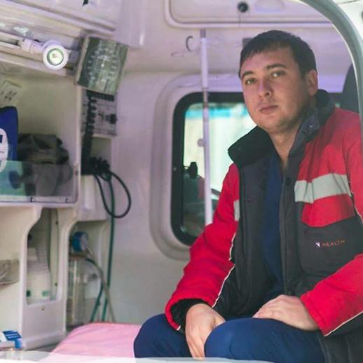 Вызов бригады скорой помощи