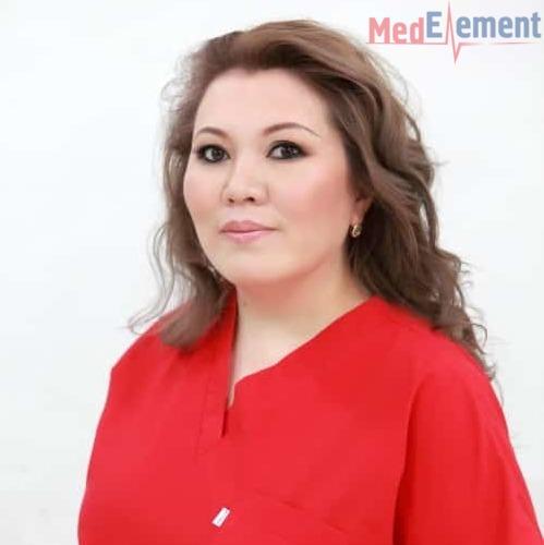 Исмаилова Дана Сериковна
