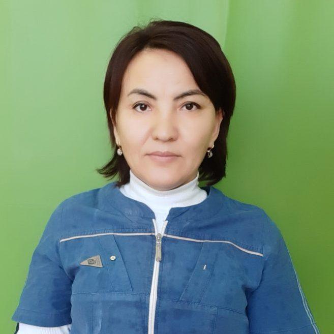Карамендиева Жаныл
