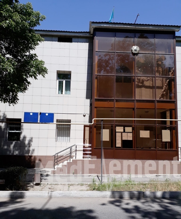 Областной центр по профилактике и борьбе со СПИДом г. Шымкент