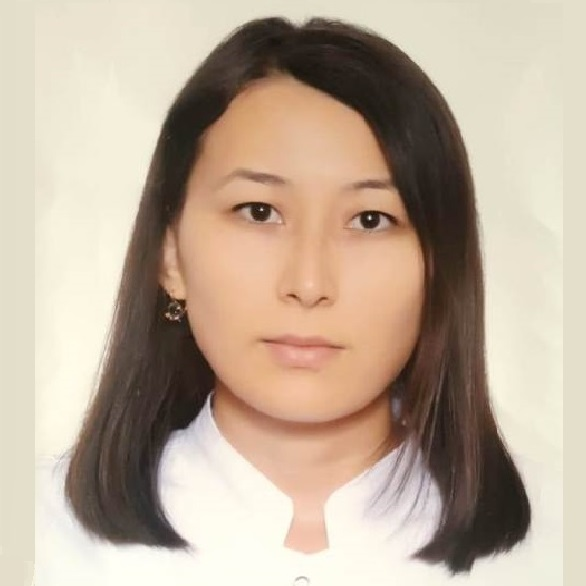 Куламкадырова Назира Саитовна