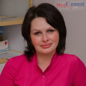 Ченцова Ольга Владимировна