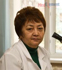 Кайрбаева Алтын Садыковна