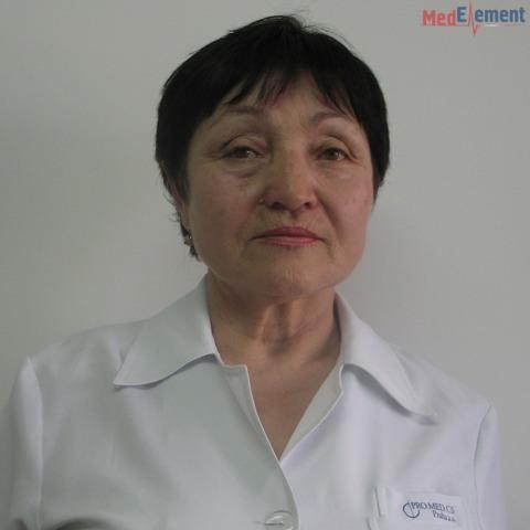 Бекниязова Жумабике Татауовна