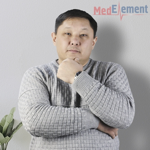 Кабинет психотерапевта Кундакбаева  Батыржана  Куановича