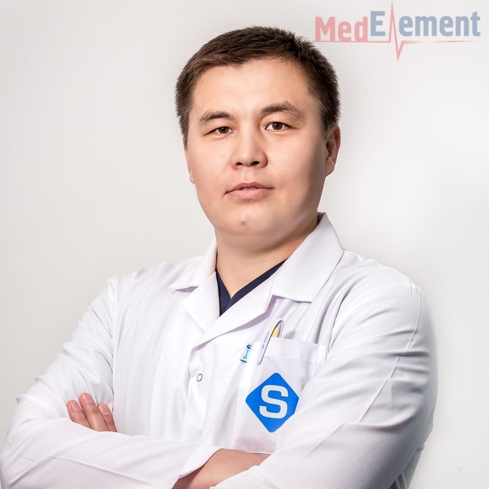 Умирбеков Ардак Рашидович