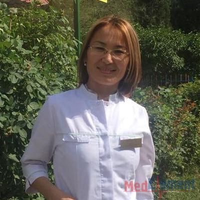 Дукембаева Алия Жумановна