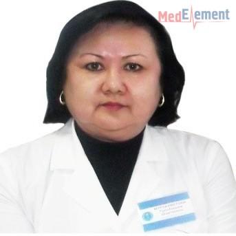 Мурзахметова Гульбахрам Шортаевна
