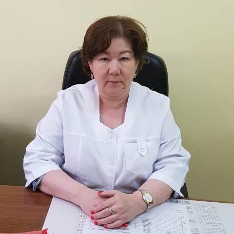 Ембергенова Айгуль Мухамедияровна