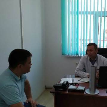 Пациентке қолдау көрсету және ішкі бақылау қызметі