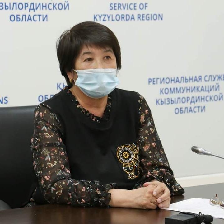 """Алия Мажитова: """"Вакцинация - лучший способ защиты"""""""