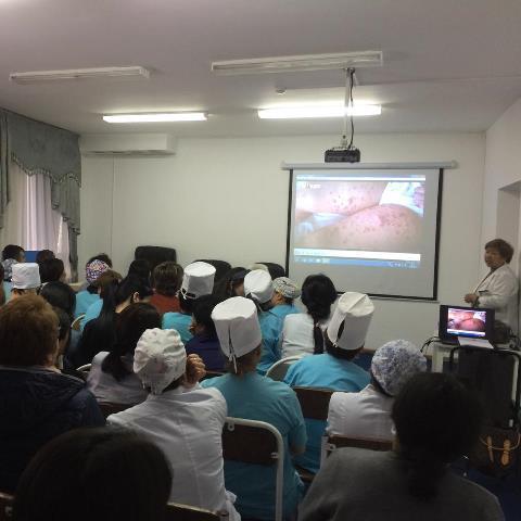 Семинар по организации и проведению санитарно–противоэпидемических, профилактических мероприятий по предупреждению менингококковой инфекции
