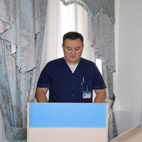 Торжественное собрание, посвященное ко Дню Первого Президента