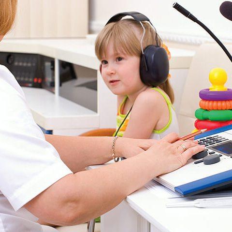 Исследование слуха в раннем возрасте