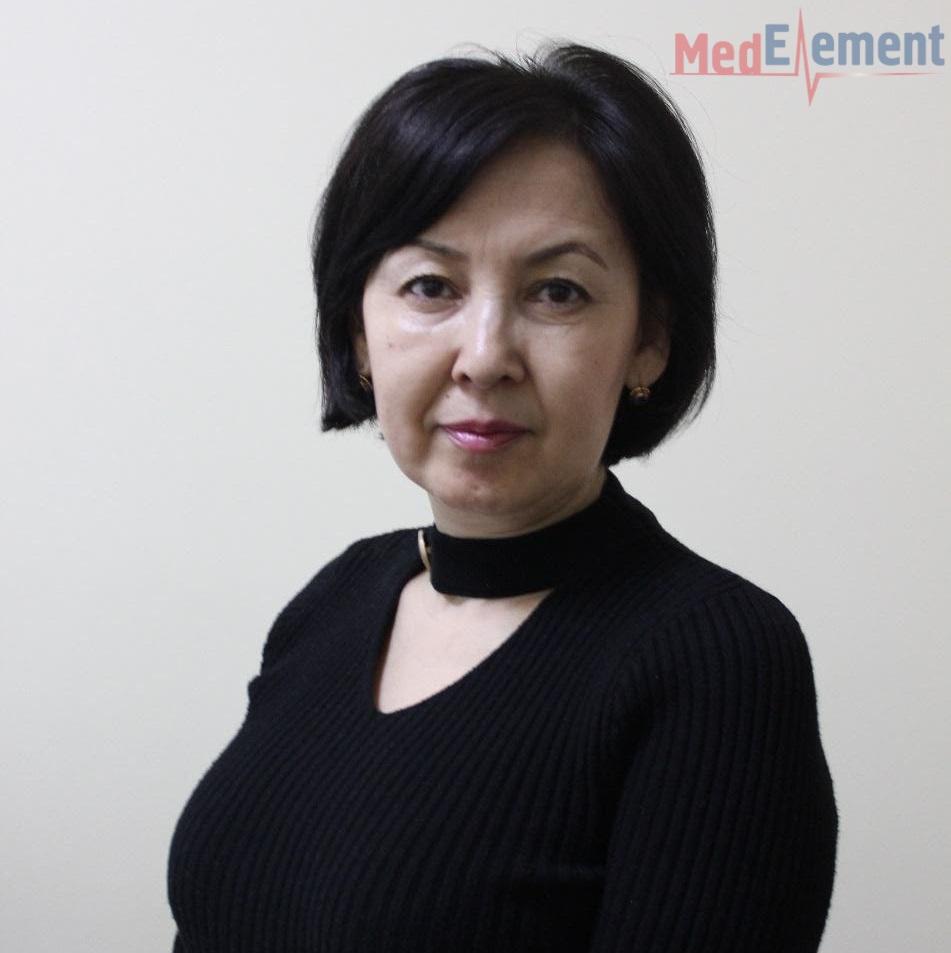 Джанузакова Катира Алибековна