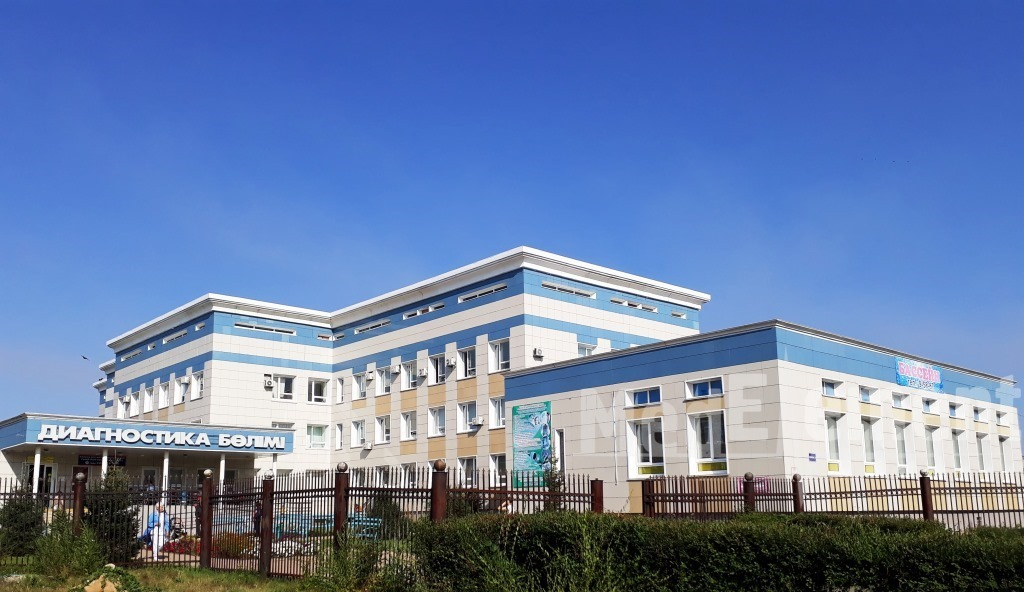 Городская поликлиника (педиатрическое отделение)