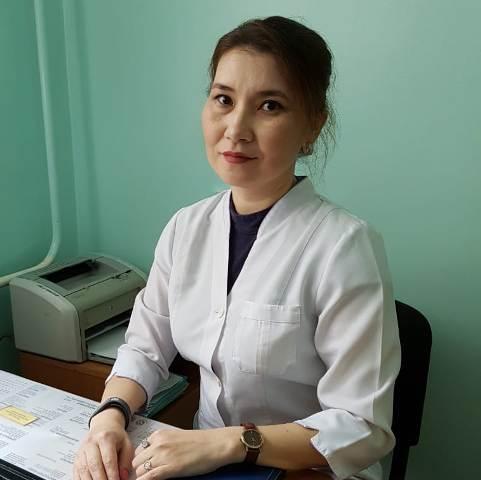 Аймакова Эльзира Максимовна