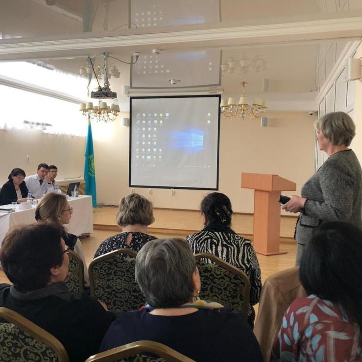 Больничный совет в МОБ по итогам 1 квартала 2019