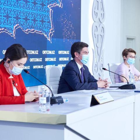 Рост заболеваемости КВИ регистрируется практически во всех регионах – М.Шоранов