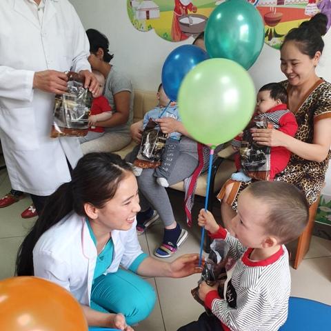 В МОБ №2 прошел праздник, посвященный Дню защиты детей