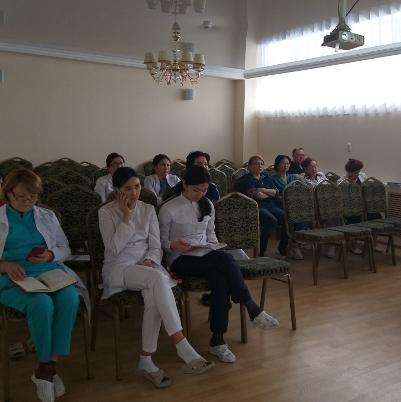В МОБ №2 продолжаются мероприятия по снижению материнской смертности